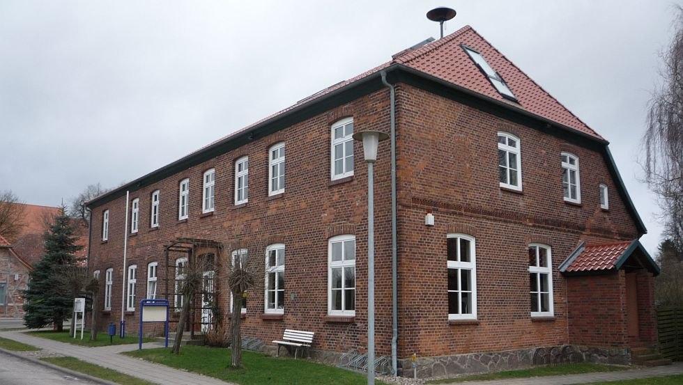 Museumsgebäude mit Café, © Politische Memoriale e.V.