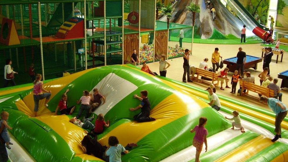 Indoor-Spielpark Mumpitz in Wismar, © Indoor-Spielpark Mumpitz