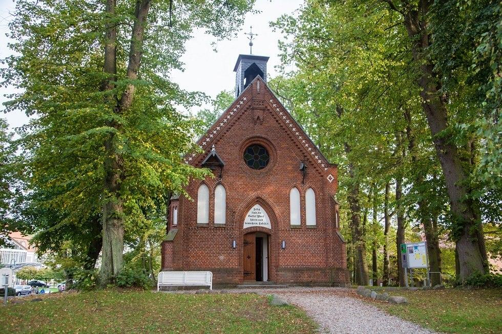 Das Eingangsportal der Kirche., © Frank Burger