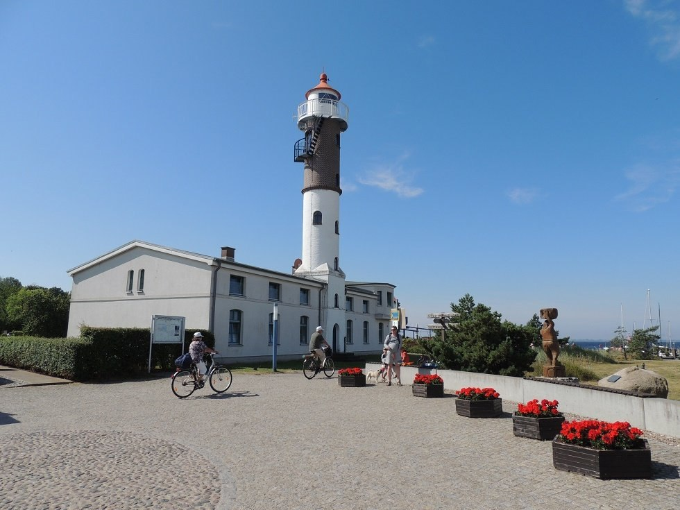 Leuchtturm Timmendorf, © Kurverwaltung Insel Poel