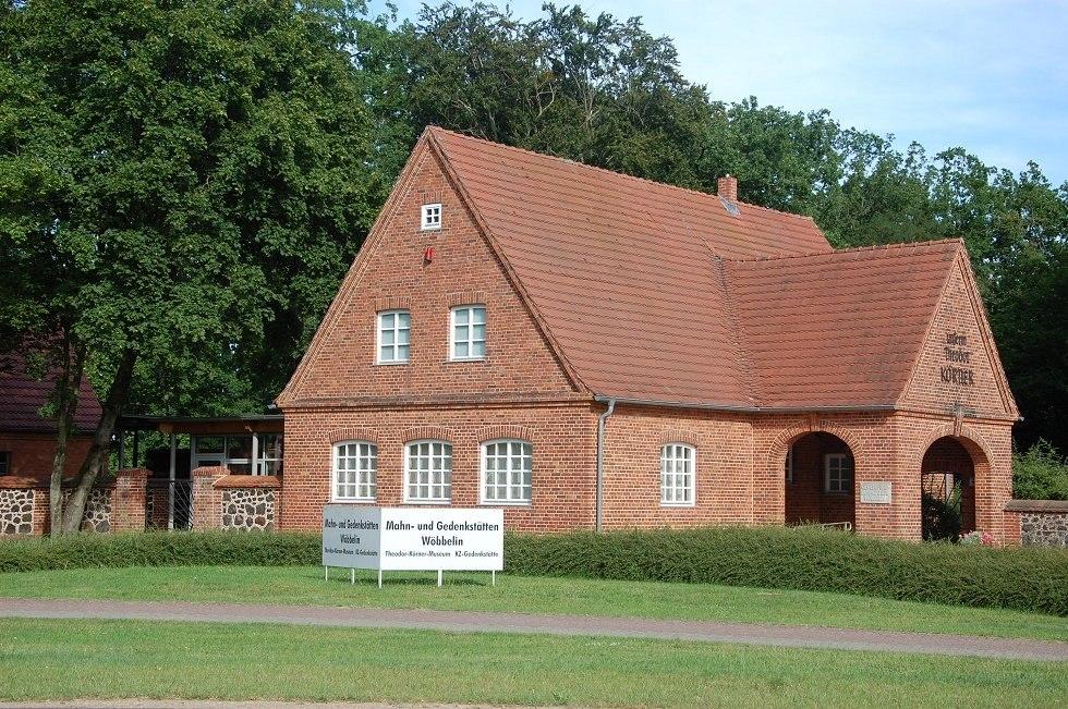 Die ständige Ausstellung befindet sich in der ehemaligen Theodor-Körner-Halle., © Gabriele Skorupski
