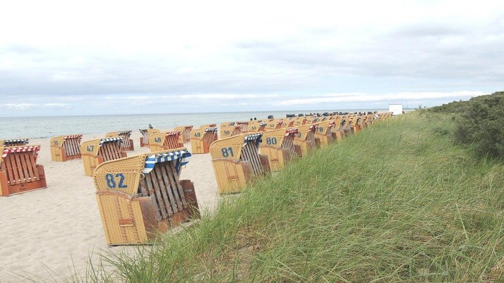Blick Strand, © Kurverwaltung Insel Poel