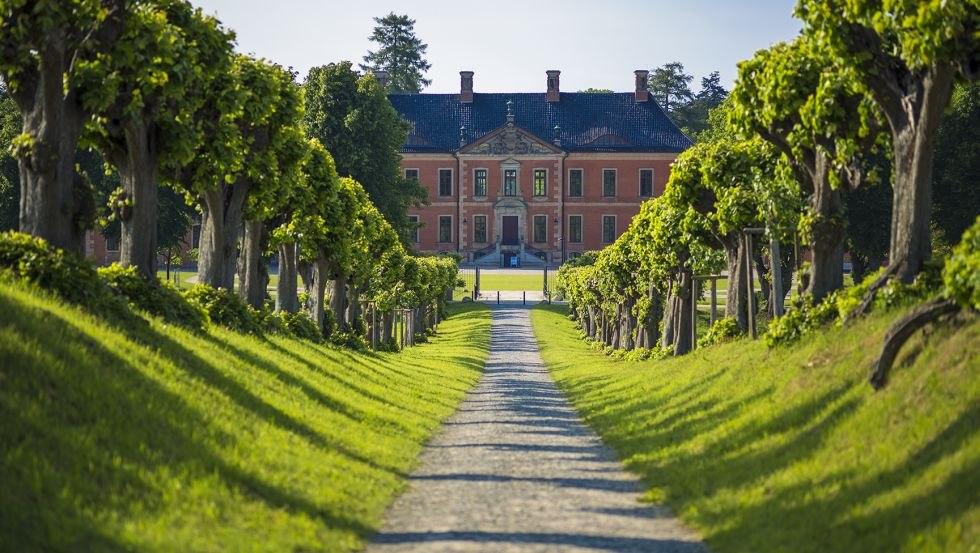 Blick auf Schloss Bothmer, © Staatliche Schlösser und Gärten MV, Timm Alrich