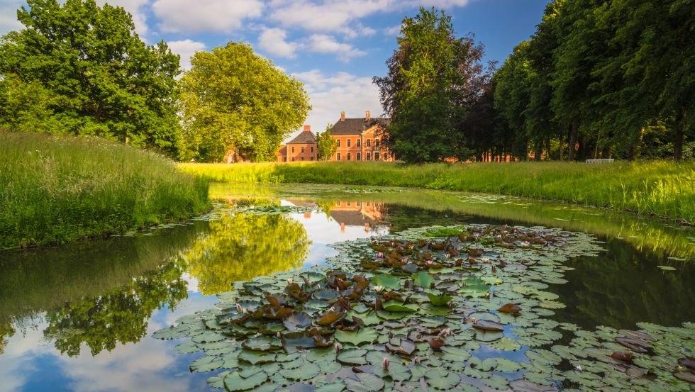 Schlosspark von Bothmer, © Staatliche Schlösser und Gärten MV, Timm Alrich