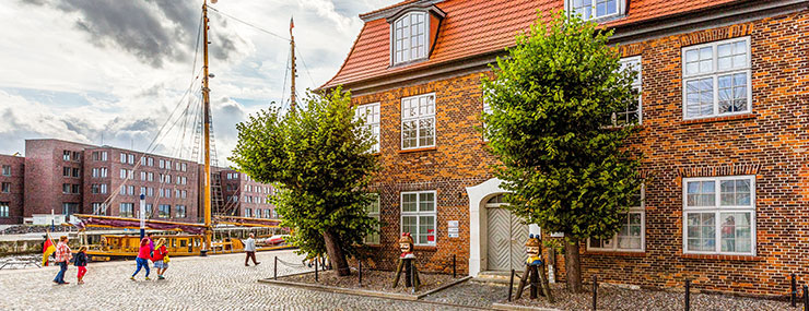 Baumhaus Wismar - © TZ Wismar, A. Rudolph