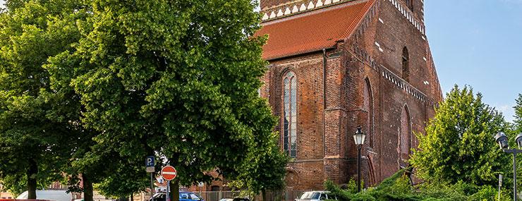 St. Marien Kirchturm © TZ Wismar, A. Rudolph
