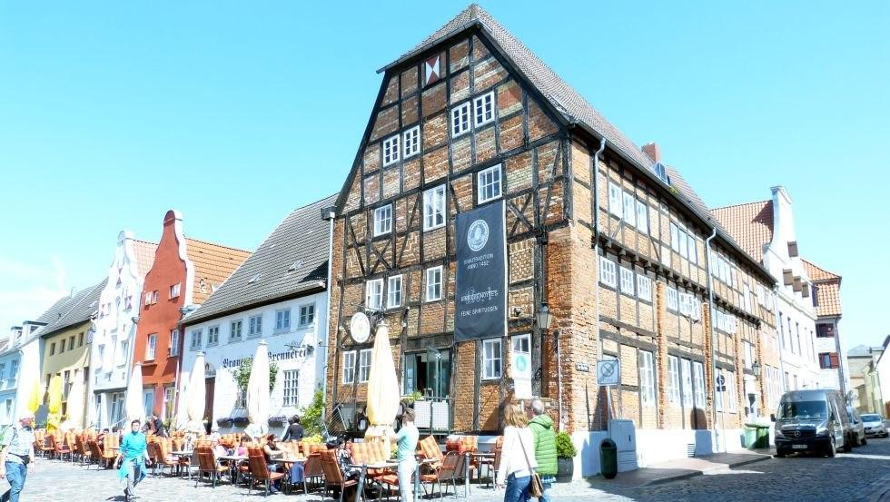 Brauhaus am Lohberg Wismar, © VMO, M. Jeschke