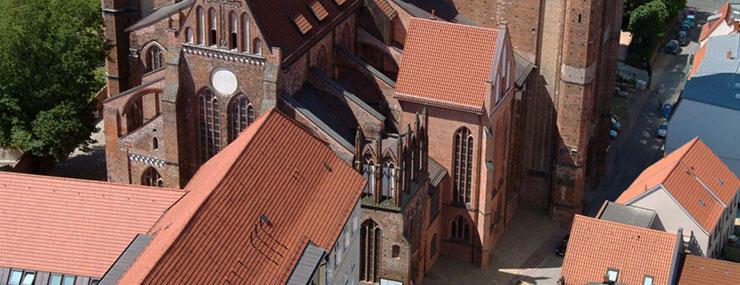 St. Georgen © TZ Wismar, H. Volster