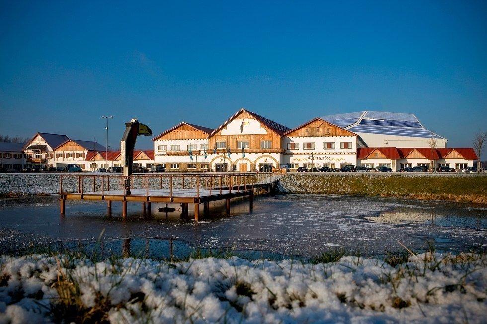 Das Van der Valk Hotel & alpincenter Wittenburg bietet Ihnen zahlreiche Angebote aus einer Hand unter einem Dach vereint., © Hotel Hamburg-Wittenburg van der Valk GmbH